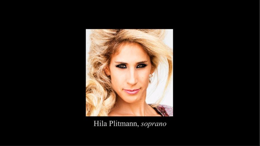 Hila Plitmann Soprano