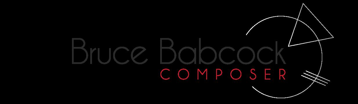 Bruce Babcock Composer