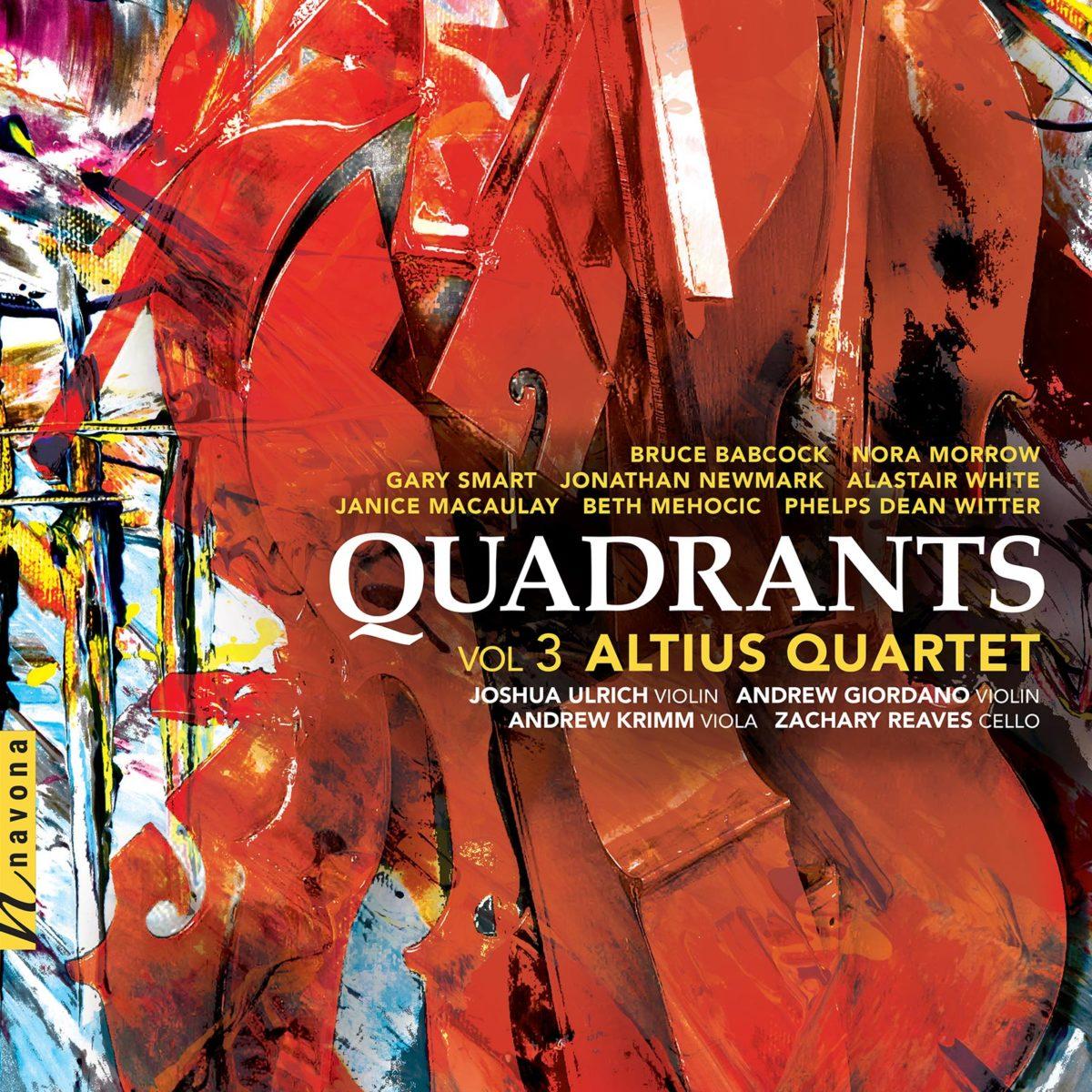 Quadrants Vol 3